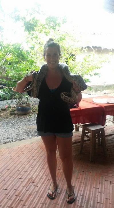 Snake in Vietnam